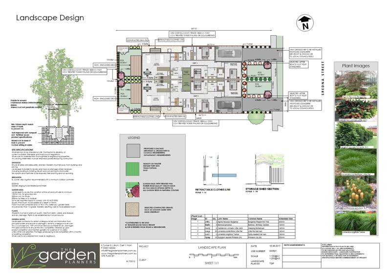 Garden Planners design 3