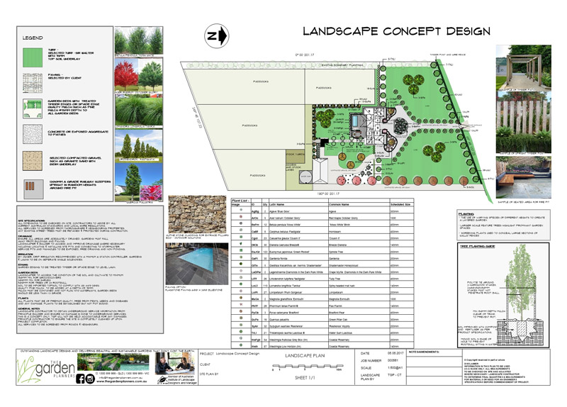 Garden Planners design 4